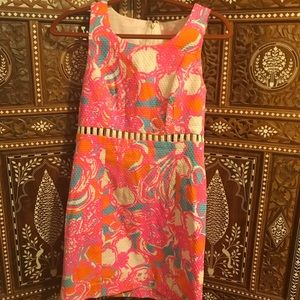 Lilly Pulitzer in pink and blue size 4